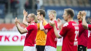 Helsingfors IFK toppar Fair Play-statistiken.