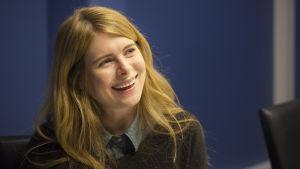 Författaren Emma Cline.