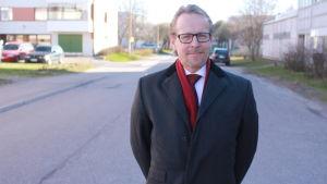 Ulf Nylund, vd vid Vasa andelsbank
