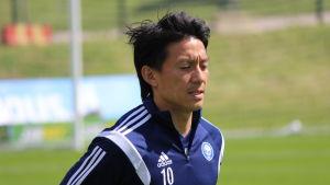 Atomu Tanaka, HJK.