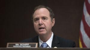 Adam Schiff, vice ordförande för representanthusets underrättelseutskott.