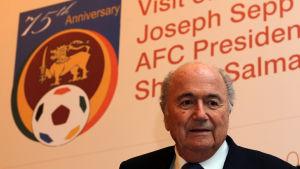 FIFA, fotboll, Ordförande