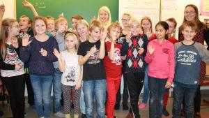 Södersundan koulun 3-4 A