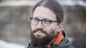 Otso Kivekäs haastateltavana 3.1.2016