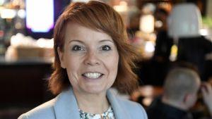 Politikforskaren Mari K. Niemi.