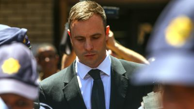 Pistorius ledde sydafrika till final