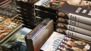 Peter von Baghs böcker till försäljning.