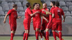 FC Midtjylland föll mot APOEL i Champions League 2015-2016