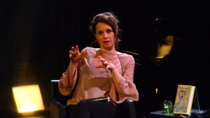 Kirjailijat Sara Stridsberg