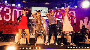 Spice Girls utmaning x3mdanceathon