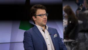 Ville Niinistö Kohti vaaleja puheenjohtatentissä