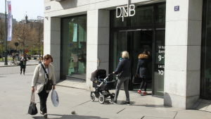 DNB i Oslo