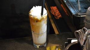 Specialkaffe på café