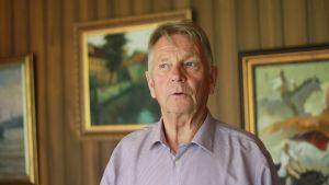 Politiker Bjarne Kallis