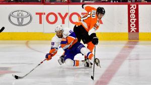 Valtteri Filppula trivs i Philadelphia Flyers.
