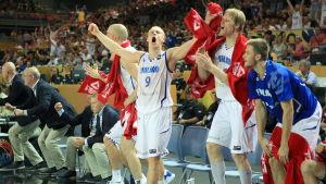basket-vm 2014, bilbao, susijengi,