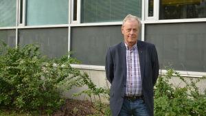 Micael Blomster från Helsingfors företagare