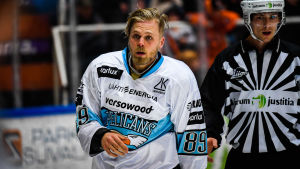 Antti Tyrväinen.