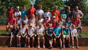 ETK och tennisspelare från Strängnäs i Sverige