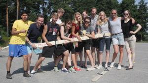 Festinord samlar unga mormoner i Nådendal