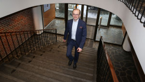 Penna Urrila, ledande ekonom på EK