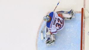 Antti Raanta i New York Rangers.
