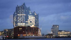 Hamburgs nya konserthus Elphi