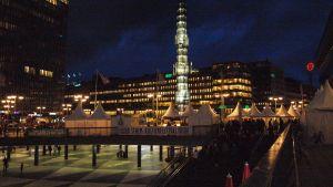 Sergels torg i Stockholm.
