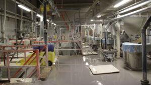 Toalettproduktion på Ido badrum
