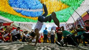 Brasiliansk capoeira