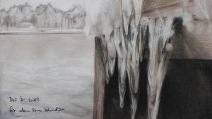 Målning av Susanne Remahl & Fredrik Furu (beskuren)