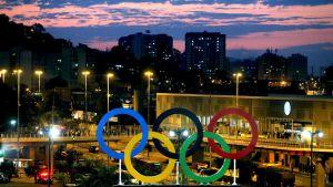 OS i Rio de Janeiro börjar.