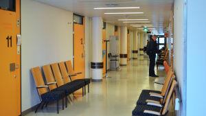 Mediverkko driver hälsostation i Bolarskog i Esbo, april 2015