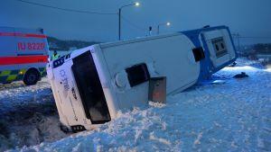 bussolycka i borgby i sibbo 26.01.16