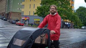 Otso Kivekäs, Cykelförbundets ordförande