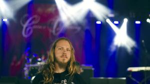 Johan på Tuska 2016