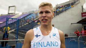 Topi Raitanen, U23-EM 2017.