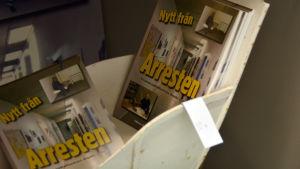 Bok om lokalarkivet Arresten i Karis