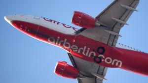 Air Berlin-flygplan