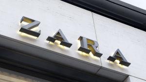 Zaras nya barntröja väcker ilska.