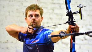 Antti Tekoniemi drömmer om OS i Rio de Janeiro.