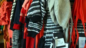 Närproducerade barnkläder från Borgå