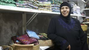 Hebron-bon Laila Hasan var förväntansfull inför sönernas återkomst.