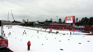 Lugnets skidstadion i Falun.