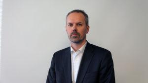 Juha Saarikoski är Spårjokerns projektledare.