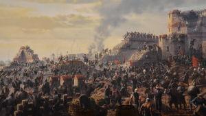 Konstantinopoli 1453 kaupungin piiritys