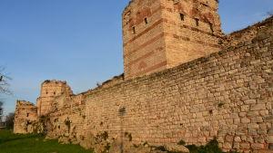 Istanbulin kaupungin muuria