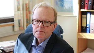 Stadsdirektör Gösta Willman