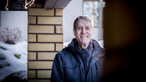 Psykologian emeritusprofessori Markku Ojanen, Lempäälä, 27.01.2017.