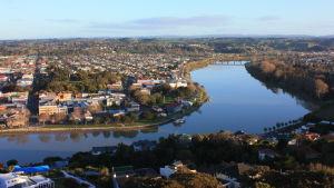 Floden Whanganui i Nya Zeeland